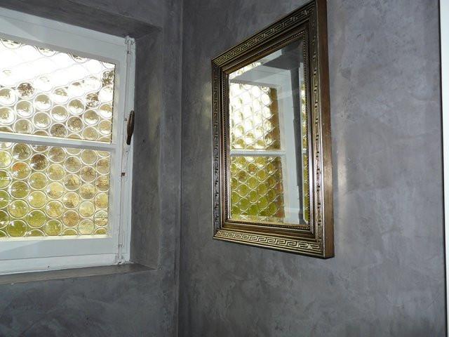 Spachteltechnik, besondere Wandtechnikin kleinen Räumen