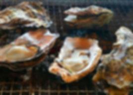 コーストテーブル 焼き牡蠣