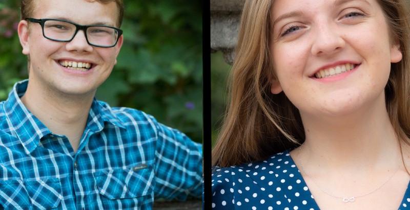 Artists of the Term: Grant Borcherding and Lauren Trowbridge