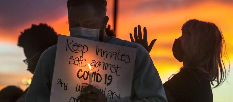 Republican Senators Push Forward on Anti Prisoner COVID Bill