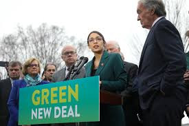 How Can US Politicians Be Green?
