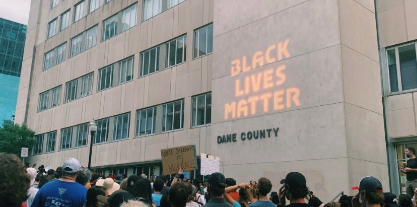 Student Activist Takes Big Stage for BLM