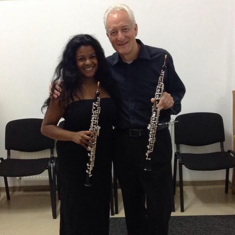 Esther Williams & Gordon Hunt
