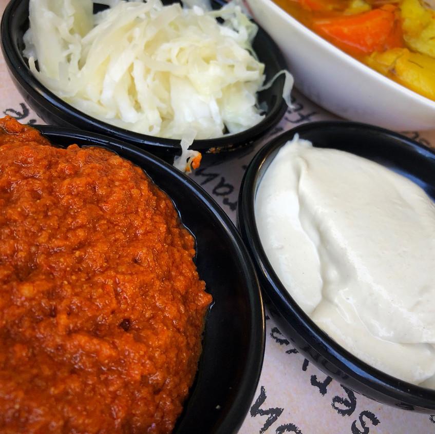Tomato Puree with Chilli