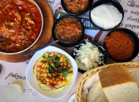 Top 5 Vegan Food Spots in Tel Aviv!