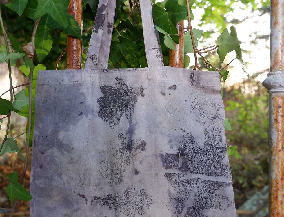 Tote - Oak Leaves
