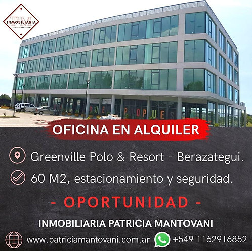 Oficina Greenville | Alquiler
