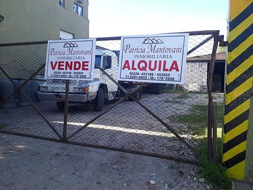 Galpon Juan Maria Gutierrez | Alquiler