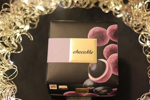 chocoMe Raffinée - Heidelbeer und weiße Schokolade