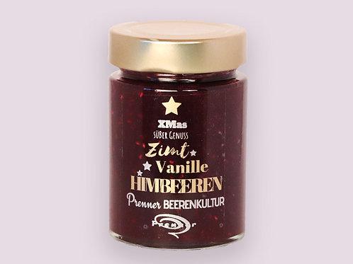 Himbeer Vanille Zimt Marmelade