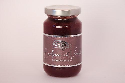 Erdbeer mit Minze - Marmeladenkreation