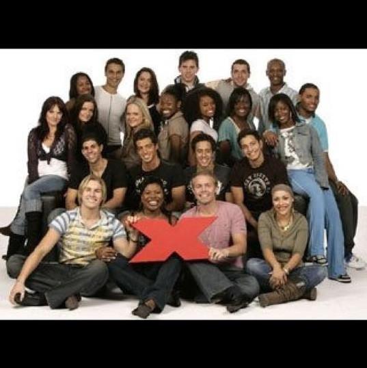 X Factor finalists 2005
