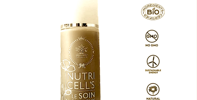 NUTRICELL'S® SOIN PRECIEUX FLUIDO ANTIMACCHIE SPF50