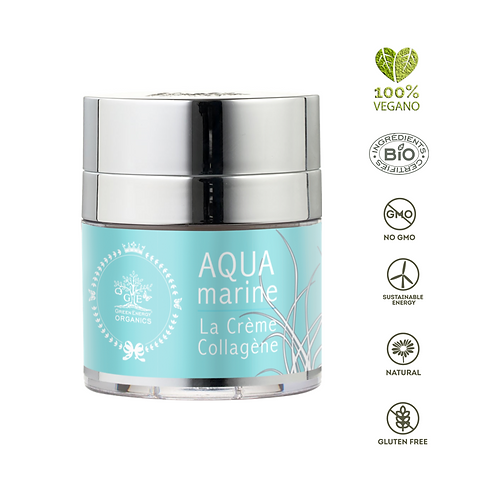 AQUAMARINA®CREMA ANTI AGE AL COLLAGENE