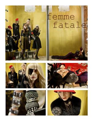 Femme Fatale FC