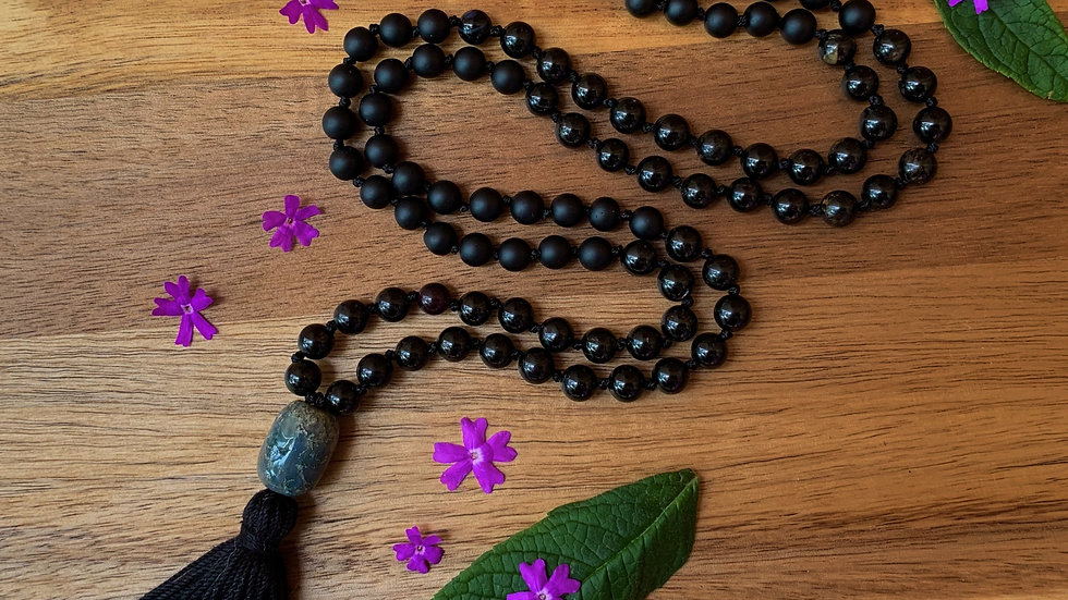 Protect Your Psyche Mala