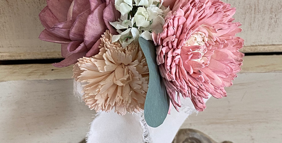 Mixed Pink Petite Bouquet