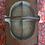 Thumbnail: Oval Metal Basket with Handle