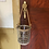 Thumbnail: Glass and Wire Lantern with Rope Handle