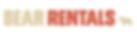 Bear Rentals Logo