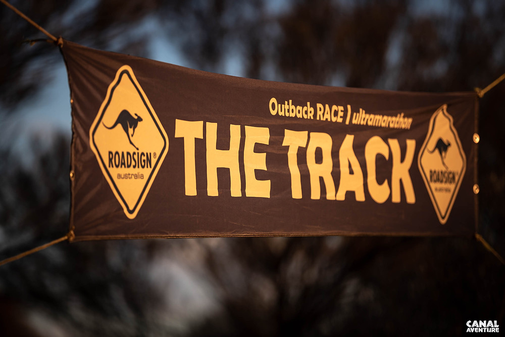 The Track banner