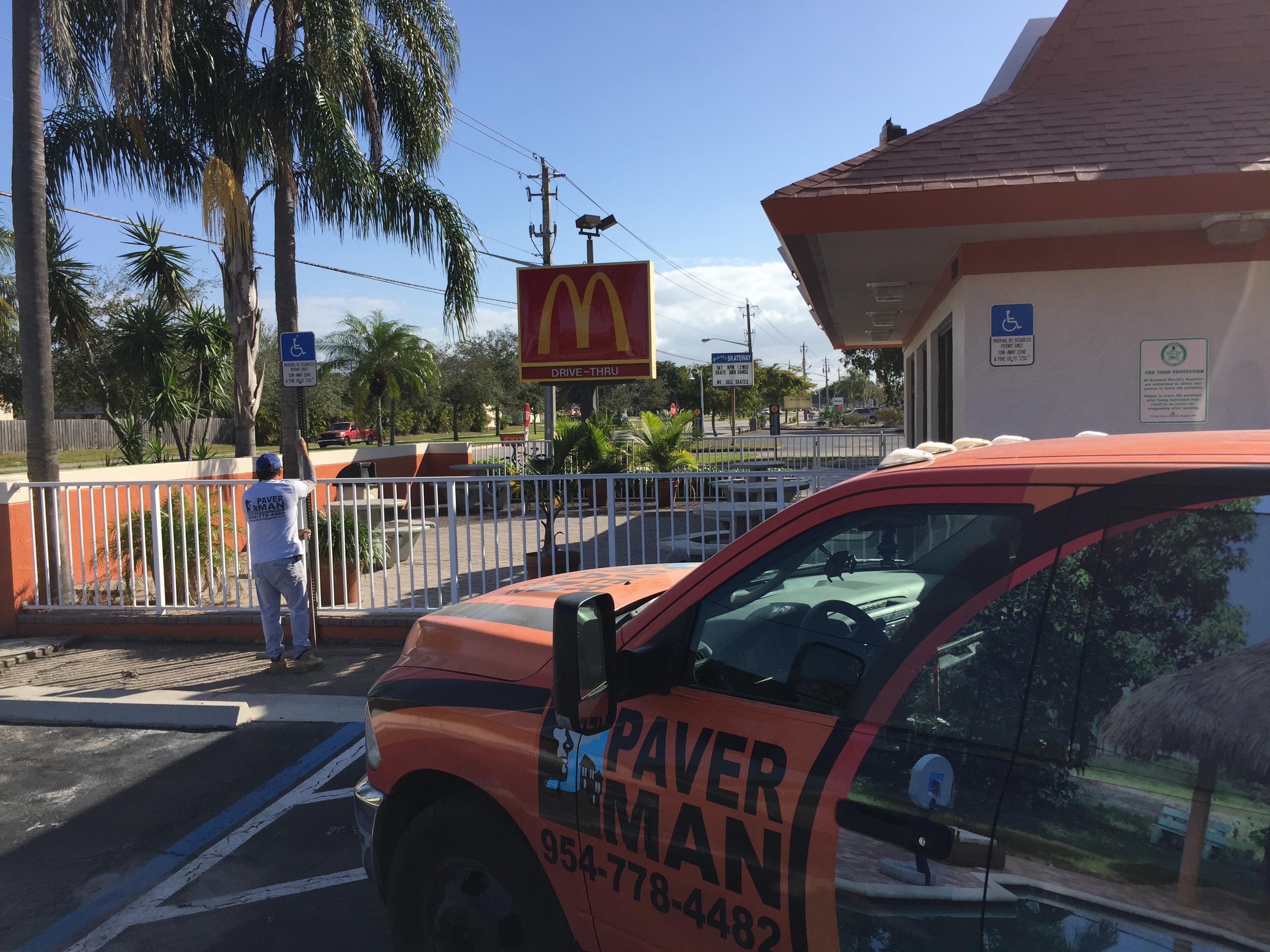 Paver Man Fort Lauderdale