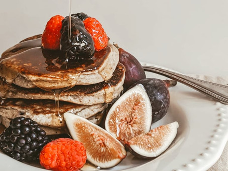 The Best Vegan Gluten Free Pancakes