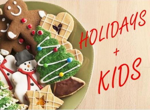 Holidays + Kids