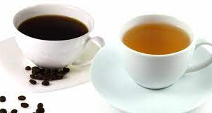 CHÁ e CAFÉ (uma espécie de)