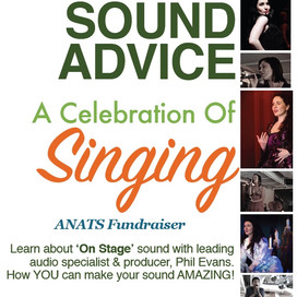 NSW Chapter Event - SOUND ADVICE: 26th April 2015
