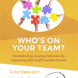 Qld event: Who's on your team?