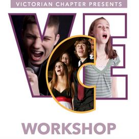 VCE Workshop
