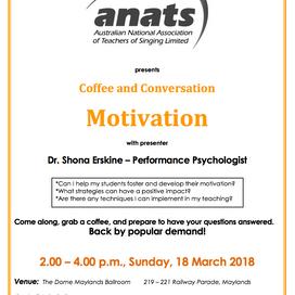 ANATS WA - Motivation
