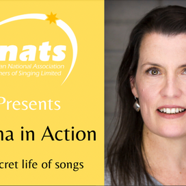 16th May 2021 | WA | Drama in Action: The Secret Life of Songs