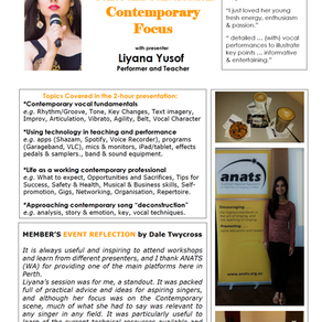 WA EVENT REVIEW: Coffee & Conversation with Liyana Yusof