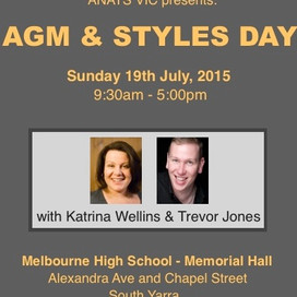 Past Event: VIC Chapter - Annual AGM & Styles Day