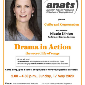 17 Mar 2020 | Drama in Action | CANCELLED