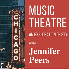 8th Aug 2021 | ONLINE | Music Theatre: An Exploration of Style