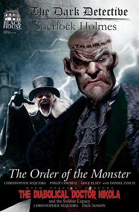 The Dark Detective: Sherlock Holmes Issue 8