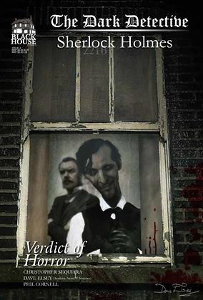 The Dark Detective: Sherlock Holmes Issue 2