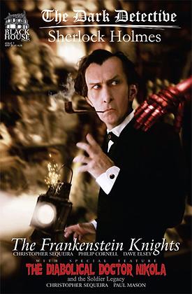 The Dark Detective: Sherlock Holmes Issue 7
