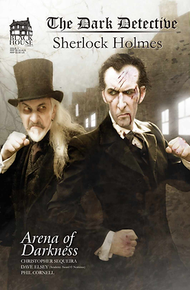 The Dark Detective: Sherlock Holmes Issue 3