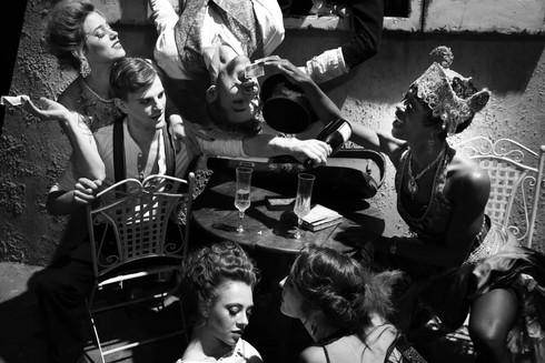 Moulin Rouge, Secert Cinema