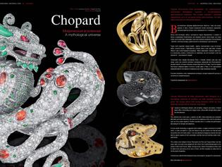 El universo mitológico de Chopard