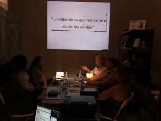 Workshop Montse Herrera