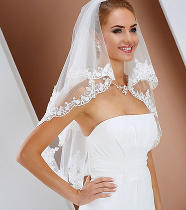 Voile Bianco- S134