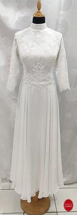Robe de mariée longue