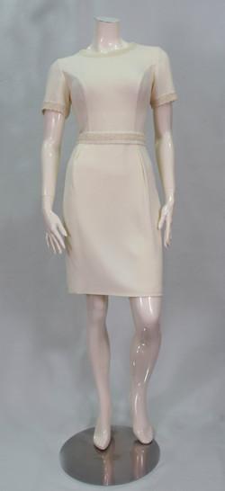 Robe courtes manches