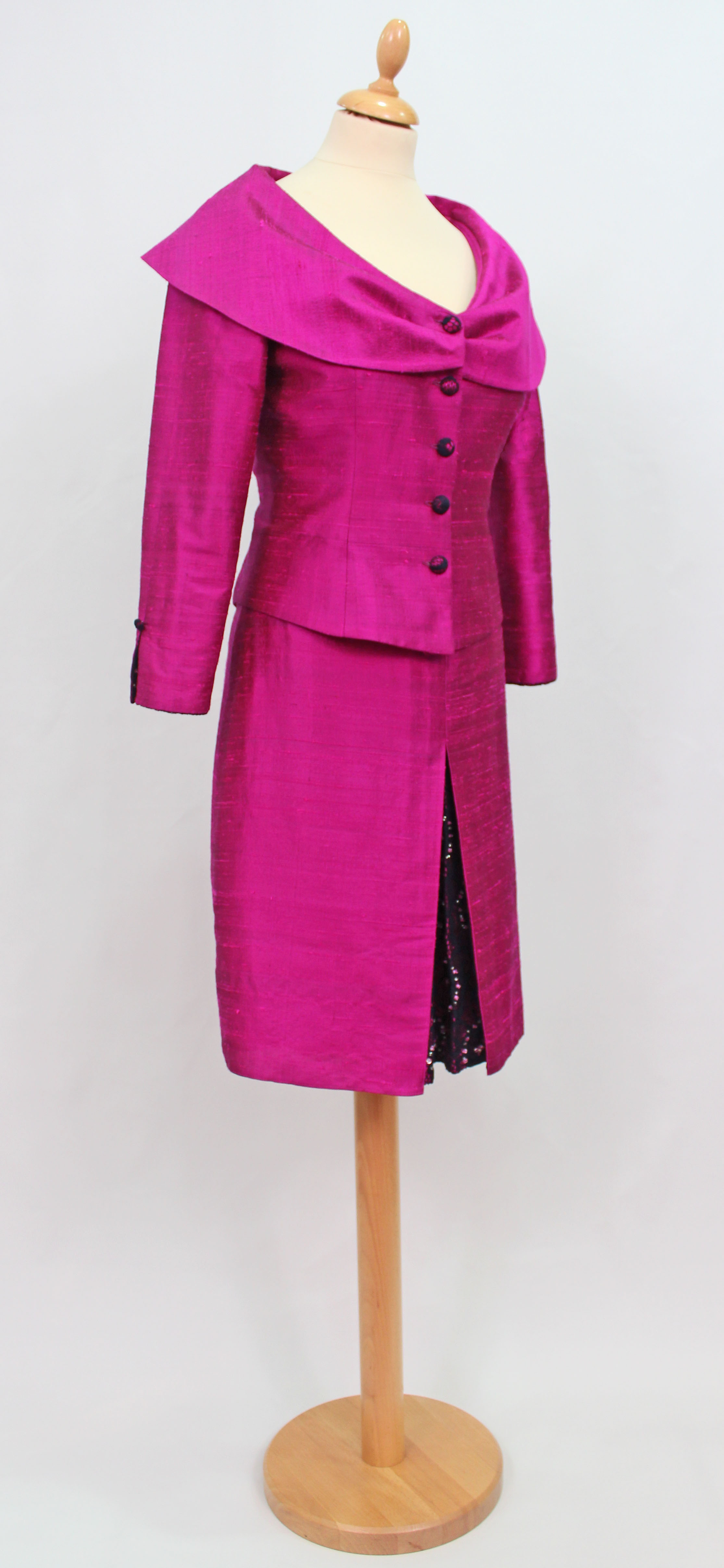 Tailleur Pink Ladie Courte