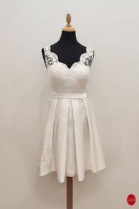 Courte robe de mariée_ Mariage civil.jpg